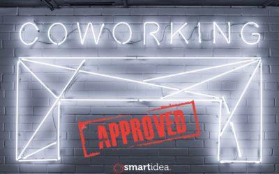 """Smartidea è """"coworking iscritto all'elenco degli spazi qualificati in provincia di Mantova""""."""